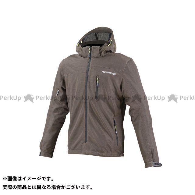 KOMINE ジャケット JK-087 プロテクトライディングメッシュパーカ カラー:ブロンズ サイズ:WS コミネ