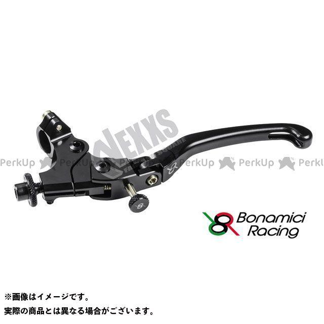 ボナミーチレーシング Bonamici Racing レバー ハンドル SALE 汎用 24mm ブラック LCFR OFF SET ADJUSTABLE 訳ありセール 格安