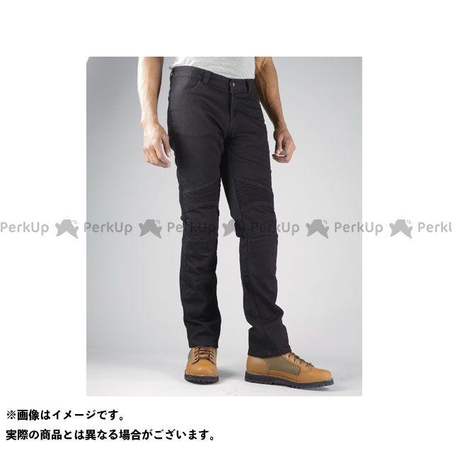 送料無料 コミネ KOMINE パンツ WJ-730S スーパーフィットケブラージーンズ ライト ブラック 5XLB/46