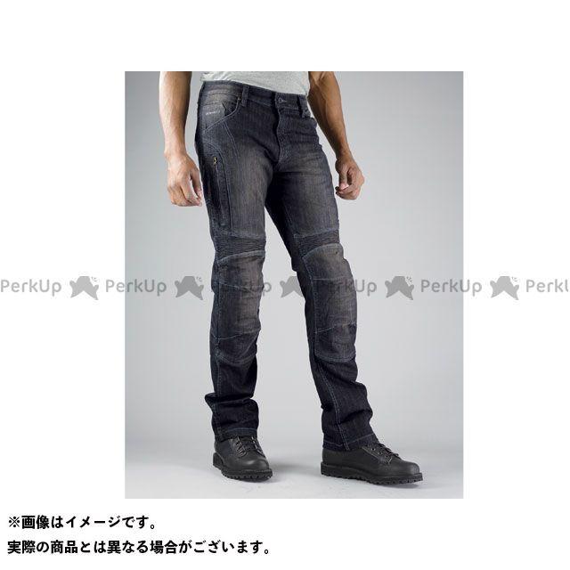 送料無料 コミネ KOMINE パンツ WJ-731S フルイヤーケブラージーンズ ブラック XL/34