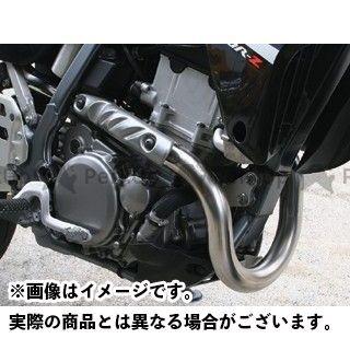 アールエスブイ DR-Z400S DR-Z400SM エキゾーストパイプ 4st コンペティション EXパイプ R.S.V.