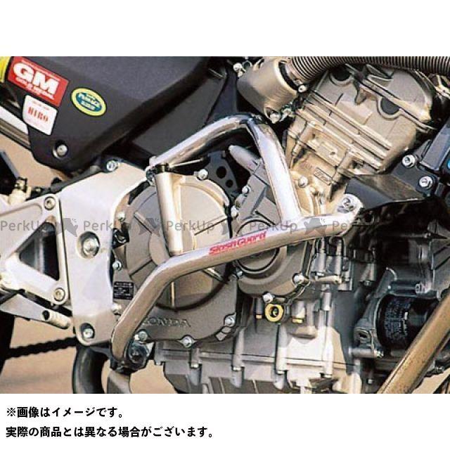 GOLD MEDAL ホーネット600 ホーネットS エンジンガード スラッシュガード サブフレーム付 ブラック ゴールドメダル