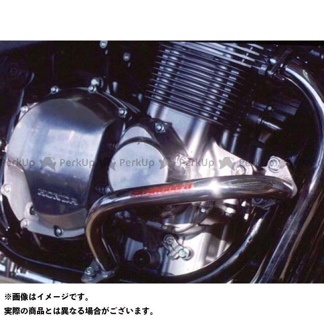 GOLD MEDAL CB1300スーパーフォア(CB1300SF) エンジンガード スラッシュガード カラー:パープル ゴールドメダル