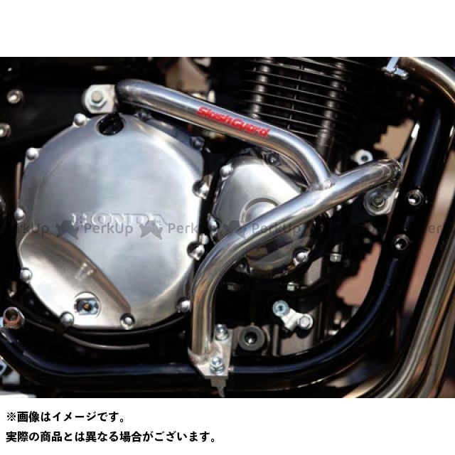 GOLD MEDAL CB1100 エンジンガード スラッシュガード サブフレームタイプ パープル