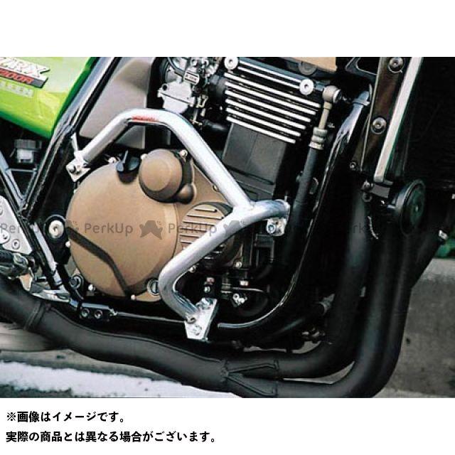GOLD MEDAL ZRX1200ダエグ ZRX1200R ZRX1200S エンジンガード スラッシュガード カラー:レッド ゴールドメダル