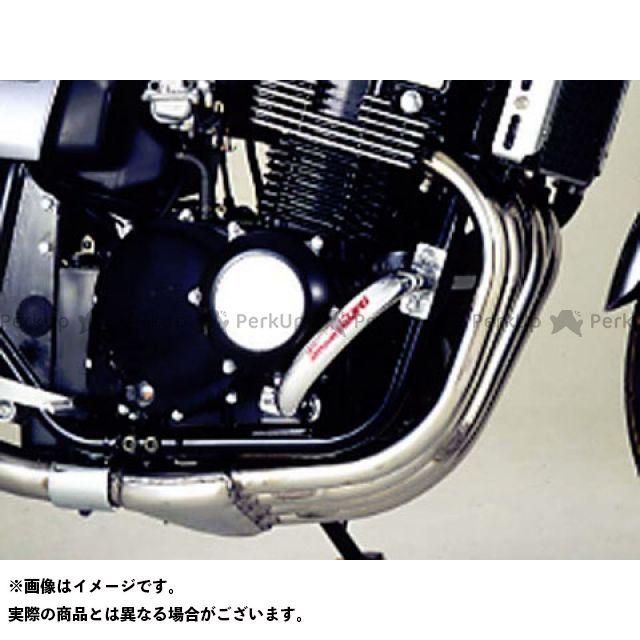 【無料雑誌付き】GOLD MEDAL GSX400インパルス エンジンガード スラッシュガード スタンダードタイプ カラー:ブルー ゴールドメダル