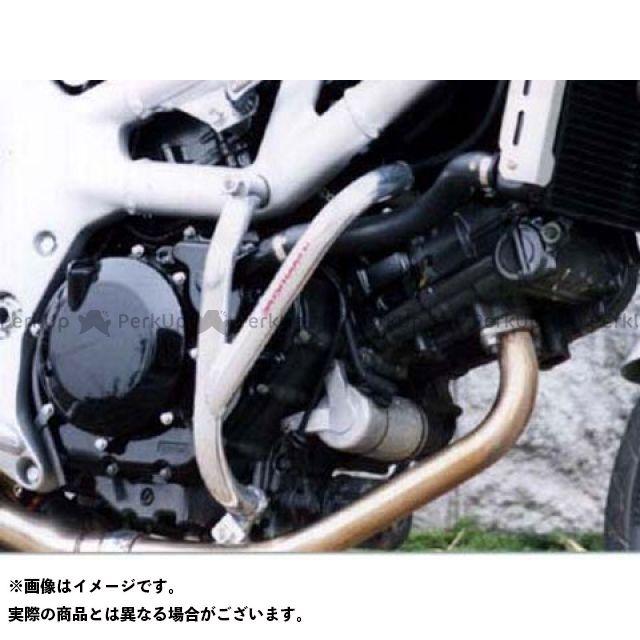 GOLD MEDAL エンジンガード スラッシュガード エンジン ブラック ゴールドメダル