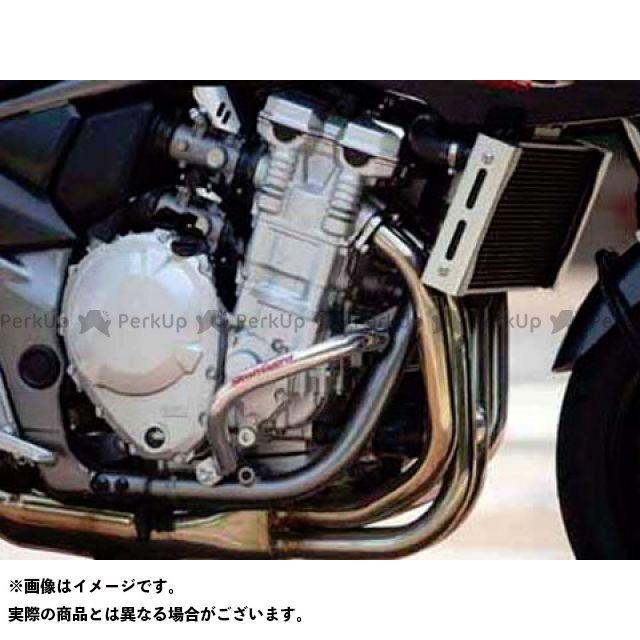 GOLD MEDAL バンディット1250 バンディット1250S エンジンガード スラッシュガード スタンダードタイプ レッド
