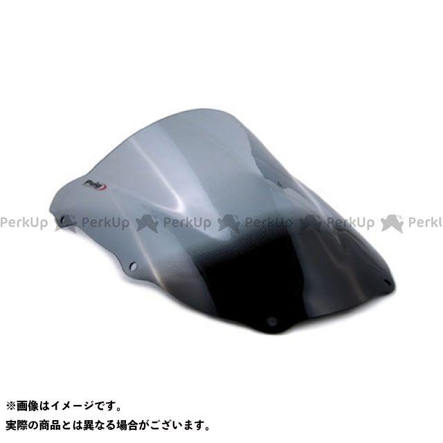【エントリーで更にP5倍】Puig ニンジャZX-6R スクリーン関連パーツ レーシングスクリーン カラー:スモーク プーチ