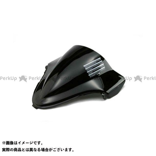 【エントリーで更にP5倍】Puig 隼 ハヤブサ スクリーン関連パーツ レーシングスクリーン カラー:ブラック プーチ