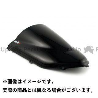 【エントリーでポイント10倍】 プーチ Z750S スクリーン関連パーツ レーシングスクリーン ブラック