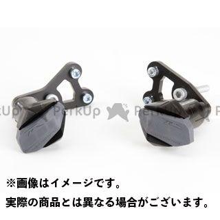 Puig GSX1400 スライダー類 クラッシュパッド R12-TYPE カラー:ホワイト プーチ