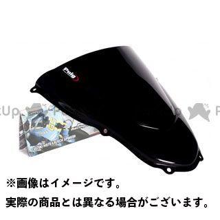 【エントリーでポイント10倍】 プーチ RS125 RS50 スクリーン関連パーツ レーシングスクリーン ブラック