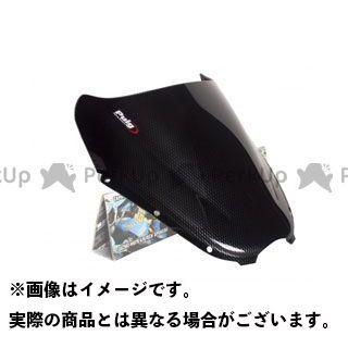 【エントリーで更にP5倍】Puig GT 250R GT 650R GT 650S スクリーン関連パーツ レーシングスクリーン カラー:カーボン プーチ
