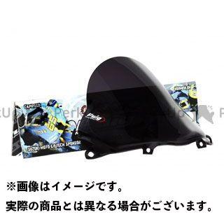 【エントリーで更にP5倍】Puig CBR125R スクリーン関連パーツ レーシングスクリーン カラー:ダークスモーク プーチ
