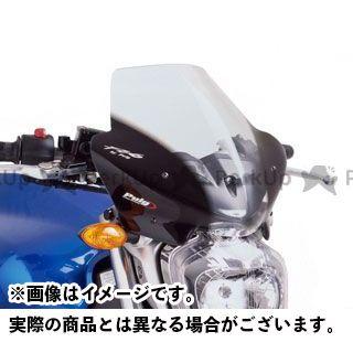 【エントリーで更にP5倍】Puig FZ6 S2 スクリーン関連パーツ ニュージェネレーションスクリーン カラー:ブルー プーチ
