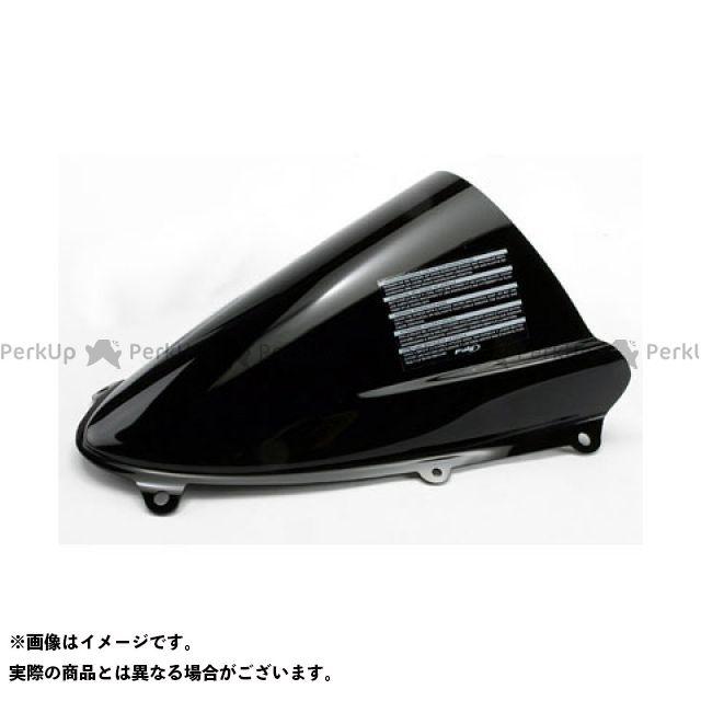 【エントリーでポイント10倍】 プーチ GSX-R1000 スクリーン関連パーツ レーシングスクリーン ブラック