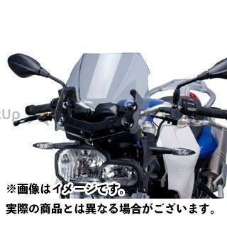 【エントリーで更にP5倍】Puig F800R スクリーン関連パーツ ニュージェネレーションスクリーン カラー:ブラック プーチ