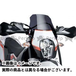 【エントリーで更にP5倍】Puig 690 SMC スクリーン関連パーツ ニュージェネレーションスクリーン カラー:ブラック プーチ