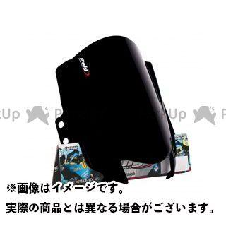 【エントリーで更にP5倍】Puig バンディット650S スクリーン関連パーツ レーシングスクリーン カラー:ブラック プーチ