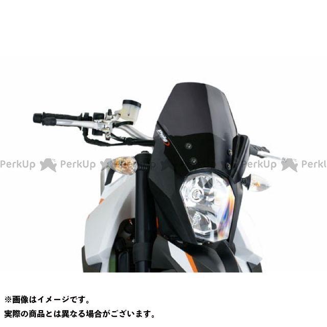 【エントリーで更にP5倍】Puig 990 SM R 990スーパーモト スクリーン関連パーツ ニュージェネレーションスクリーン カラー:ダークスモーク プーチ