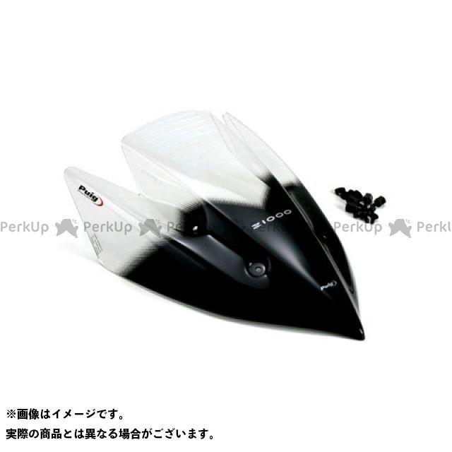 Puig Z1000 スクリーン関連パーツ ニュージェネレーションスクリーン カラー:ブラック プーチ