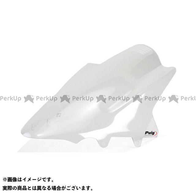 【エントリーで更にP5倍】Puig PCX125 スクリーン関連パーツ V-TECH ツーリングスクリーン カラー:ブラック プーチ