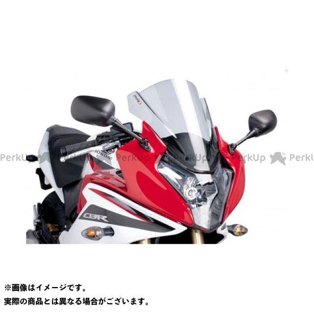 【エントリーでポイント10倍】 プーチ CBR600F スクリーン関連パーツ レーシングスクリーン スモーク