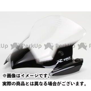 【エントリーで更にP5倍】Puig GSR750 スクリーン関連パーツ ニュージェネレーションスクリーン カラー:ブラック プーチ