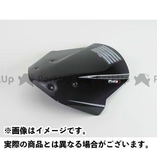 【エントリーで更にP5倍】Puig NC700S スクリーン関連パーツ レーシングスクリーン カラー:ブラック プーチ