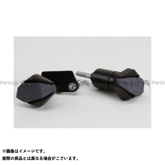 【エントリーでポイント10倍】 プーチ S1000RR スライダー類 クラッシュパッド R12-TYPE(ブラック)