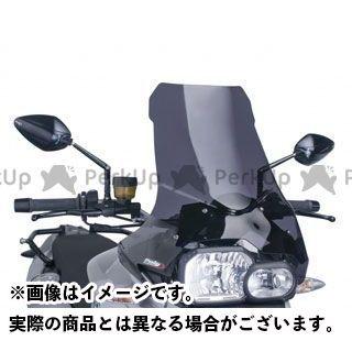 【エントリーで更にP5倍】Puig F700GS スクリーン関連パーツ ツーリングスクリーン カラー:ブラック プーチ