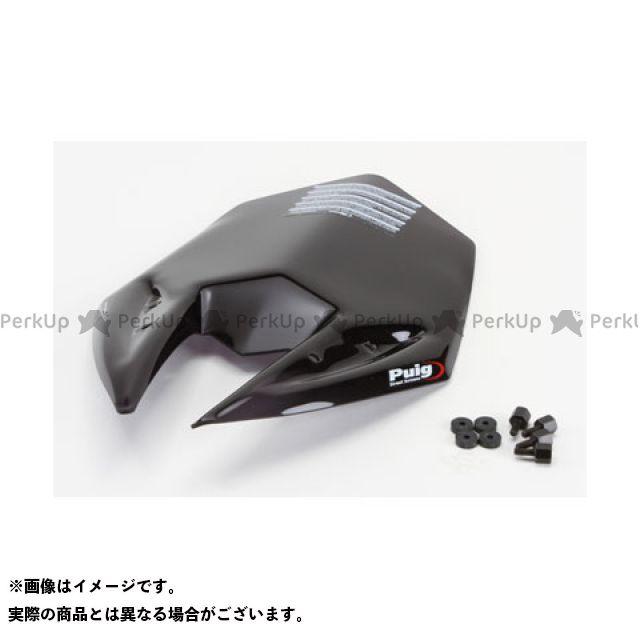 【エントリーで更にP5倍】Puig Z800 スクリーン関連パーツ ニュージェネレーションスクリーン カラー:ブラック プーチ