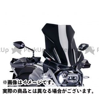 【エントリーでポイント10倍】 プーチ R1200GS スクリーン関連パーツ ツーリングスクリーン ブラック