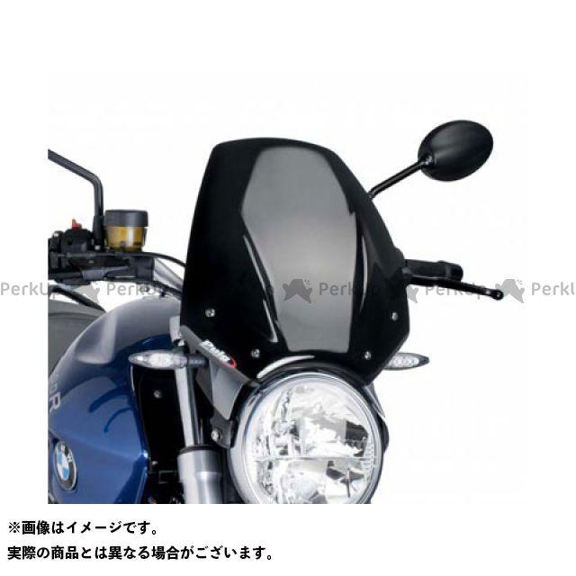 【エントリーで更にP5倍】Puig R1200R スクリーン関連パーツ ニュージェネレーションスクリーン カラー:ブラック プーチ
