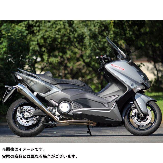 スペシャルパーツタダオ TMAX530 マフラー本体 PURE SPORT メガホン SP忠男