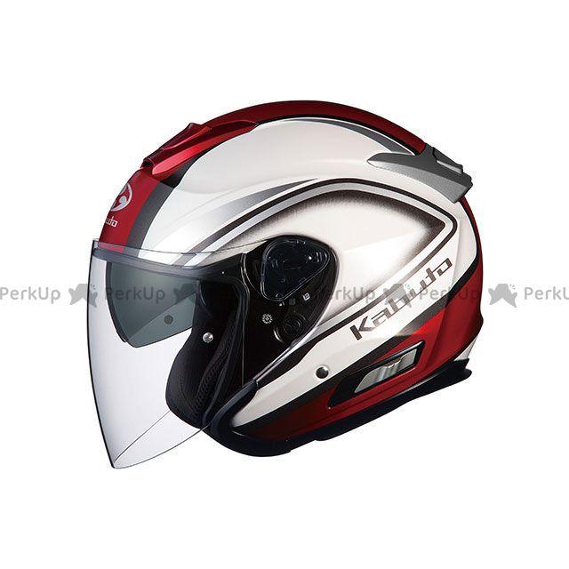 送料無料 OGK KABUTO オージーケーカブト ジェットヘルメット ASAGI CLEGANT(アサギ クレガント) パールホワイト XS/54-55cm