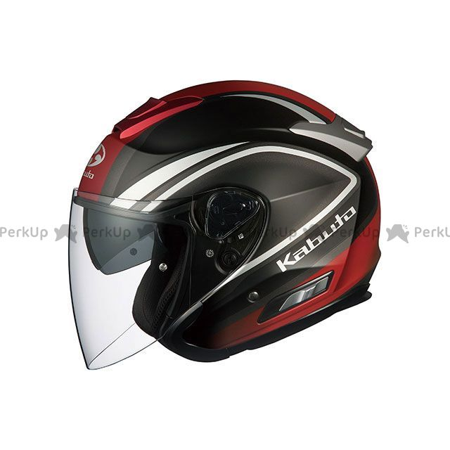 送料無料 OGK KABUTO オージーケーカブト ジェットヘルメット ASAGI CLEGANT(アサギ クレガント) フラットブラック XL/61-62cm未満