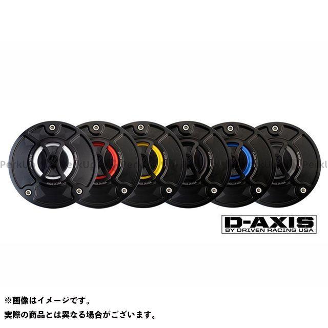 DRIVEN 1199パニガーレ タンク関連パーツ D-Axis フュエルキャップ Ducati PANIGALE用 カラー:ブラック ドリブン