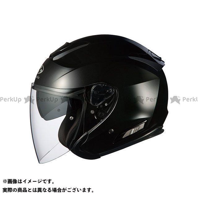 送料無料 OGK KABUTO オージーケーカブト ジェットヘルメット ASAGI(アサギ) ブラックメタリック S/55-56cm