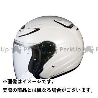 送料無料 OGK KABUTO オージーケーカブト ジェットヘルメット AVAND-II(アヴァンド・ツー) パールホワイト L/59-60cm未満