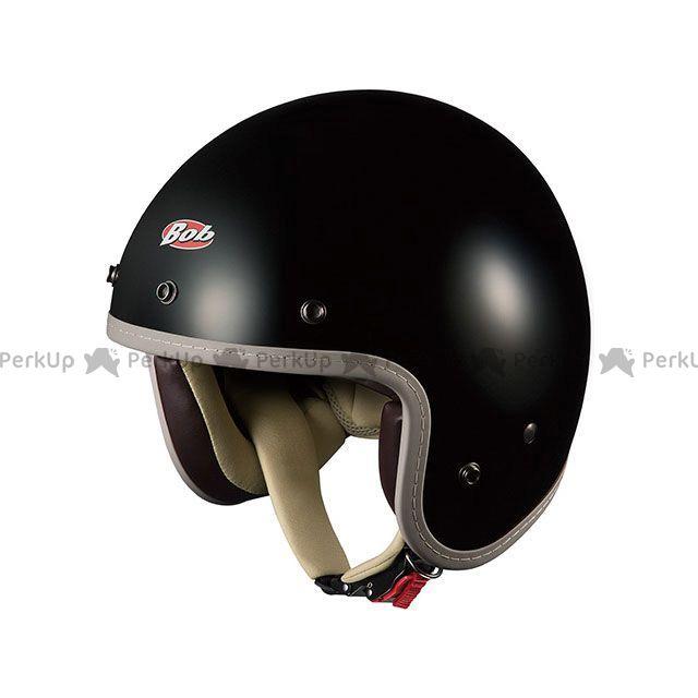 送料無料 OGK KABUTO オージーケーカブト ジェットヘルメット BOB-Z 57-59cm ブラック