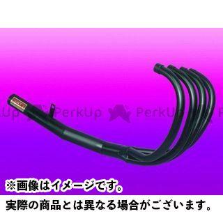 【エントリーで最大P21倍】MISTY GS400 マフラー本体 GS400E ミスティ管 II型以降 カラー:ブラック ミスティ