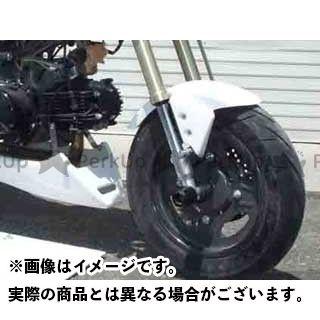 送料無料 NOJIMA KSR110 フェンダー フロントフェンダー Z110キット 白ゲル