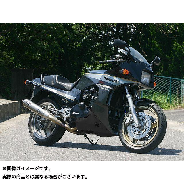 NOJIMA ニンジャ900 マフラー本体 FASARM Sチタン 4-2-1 Ti ノジマ