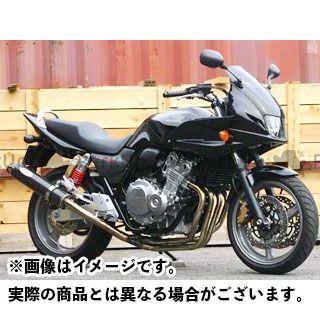 NOJIMA CB400スーパーボルドール CB400スーパーフォア(CB400SF) マフラー本体 FASARM S2-JMCA ノジマ