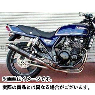 【エントリーで更にP5倍】NOJIMA ZRX400 ZRX400- マフラー本体 FASARM S2-JMCA(触媒付) ノジマ