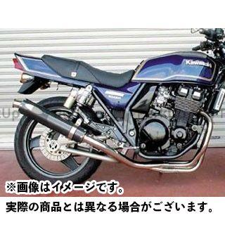 【エントリーで最大P21倍】NOJIMA ZRX400 ZRX400- マフラー本体 FASARM S2-JMCA ノジマ