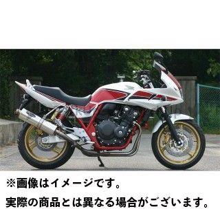 NOJIMA CB400スーパーボルドール CB400スーパーフォア(CB400SF) マフラー本体 FASARM GT-MIDDLE S/O ノジマ
