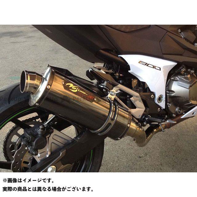 NOJIMA Z800 マフラー本体 FASARM GT S/O DLC-TITAN ノジマ